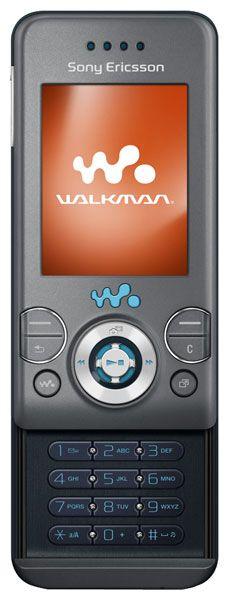 Sony Ericsson W580i